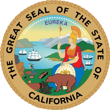 Certificate of California